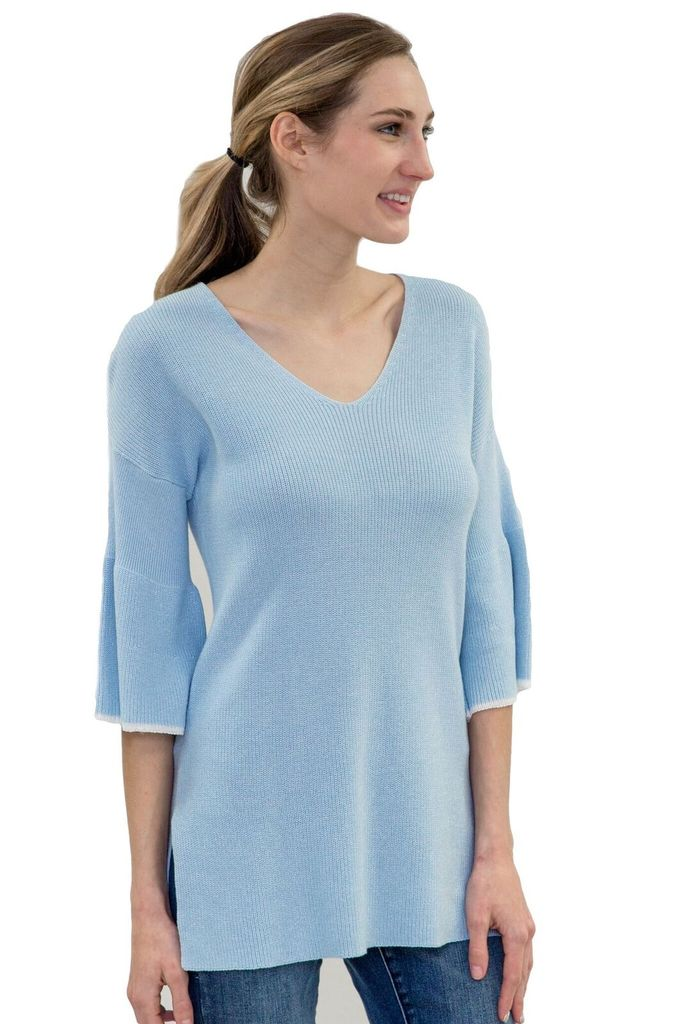 OST Bell Sleeve Pullover