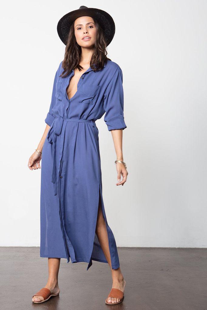 STILLWATER Darian Shirt Dress