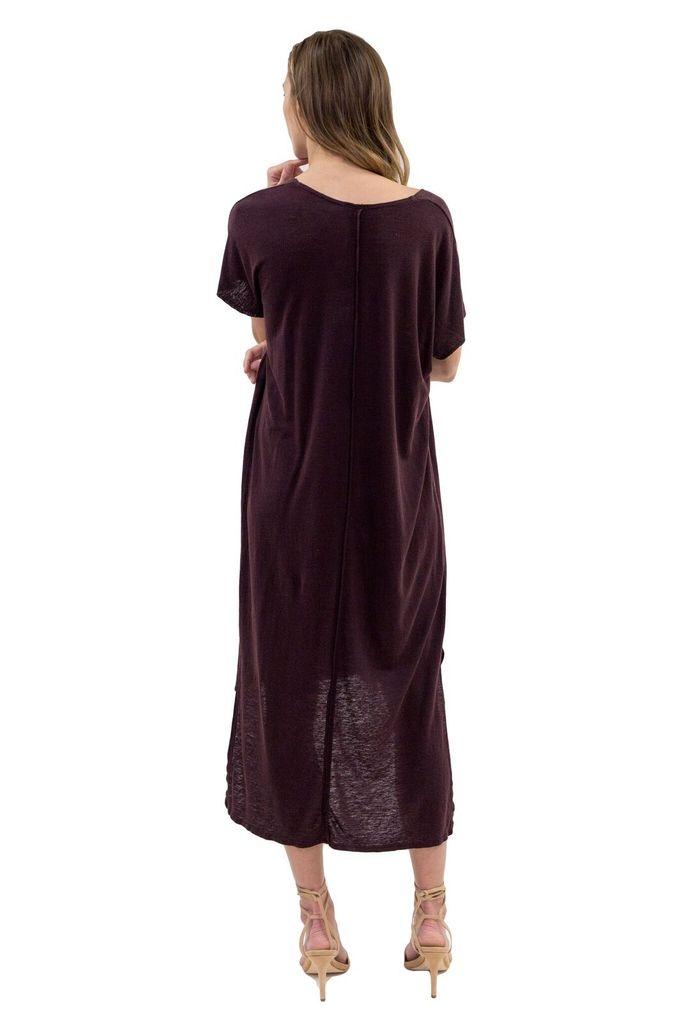 ERRANT Linen Jersey Dress