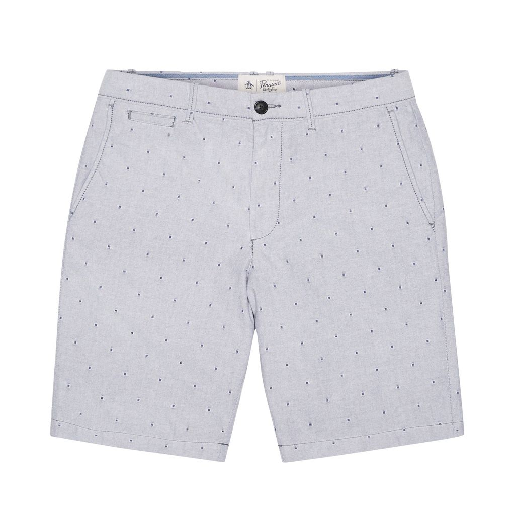 Original Penguin Dobby Oxford Short