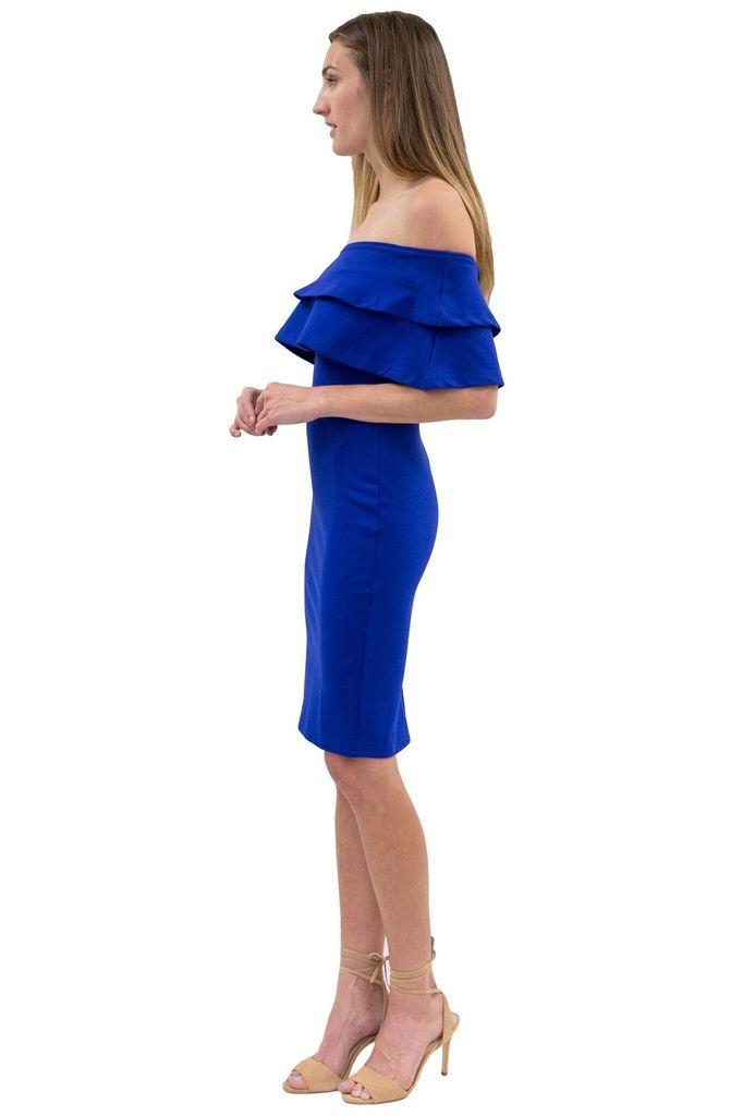 Forever Unique Dianna Bodycon Strapless Dress