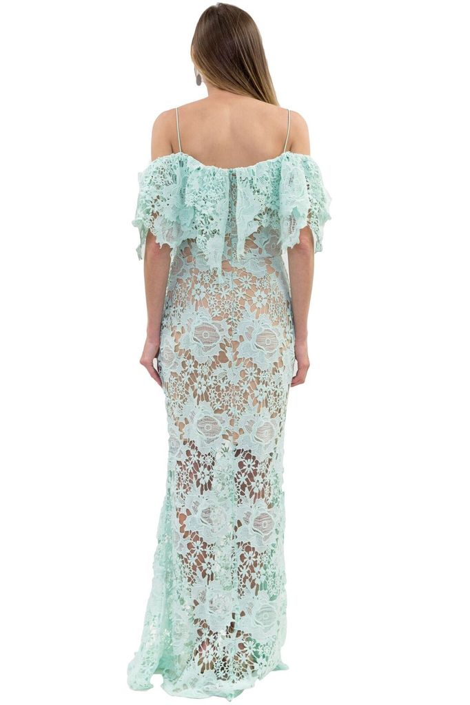 Forever Unique Celeste Lace Dress