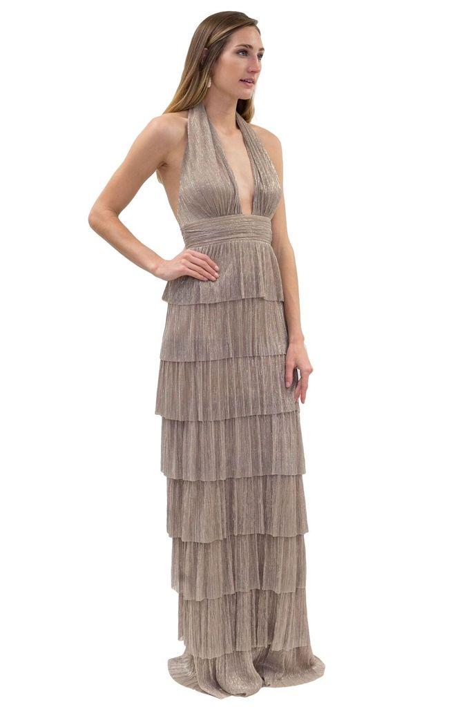 Marleen tiered dress