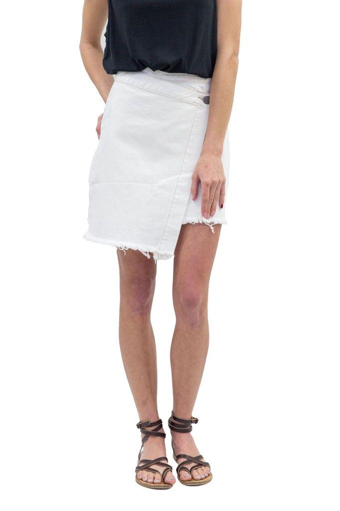 ONE Teaspoon Wild Thing Denim Skirt
