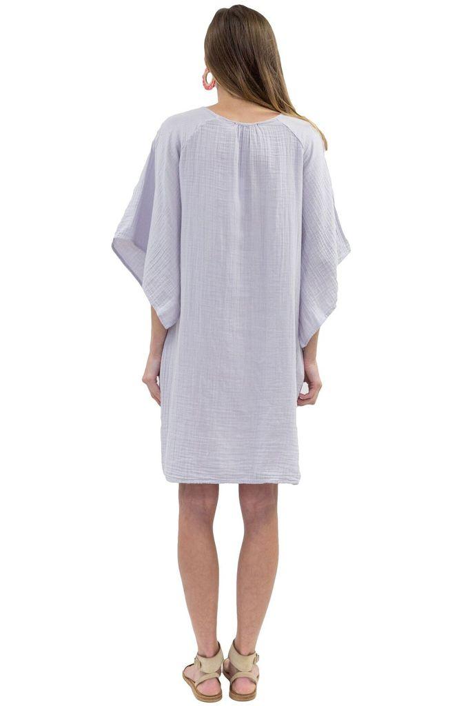 StarkX Kimono Sleeve Dress