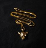 Veritas Veritas x Jugrnaut Black Cat 24 kt. Yellow Gold