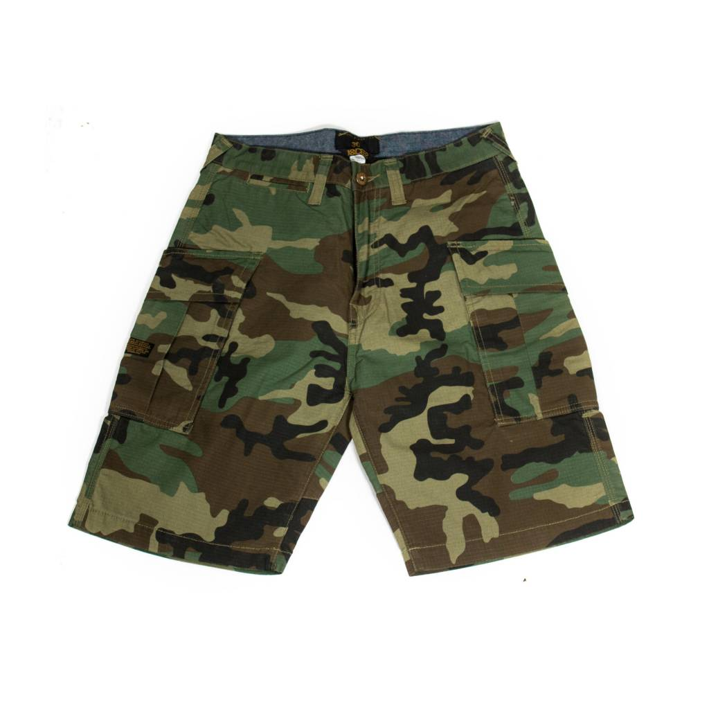 10 Deep 10 Deep High Post Camo Shorts