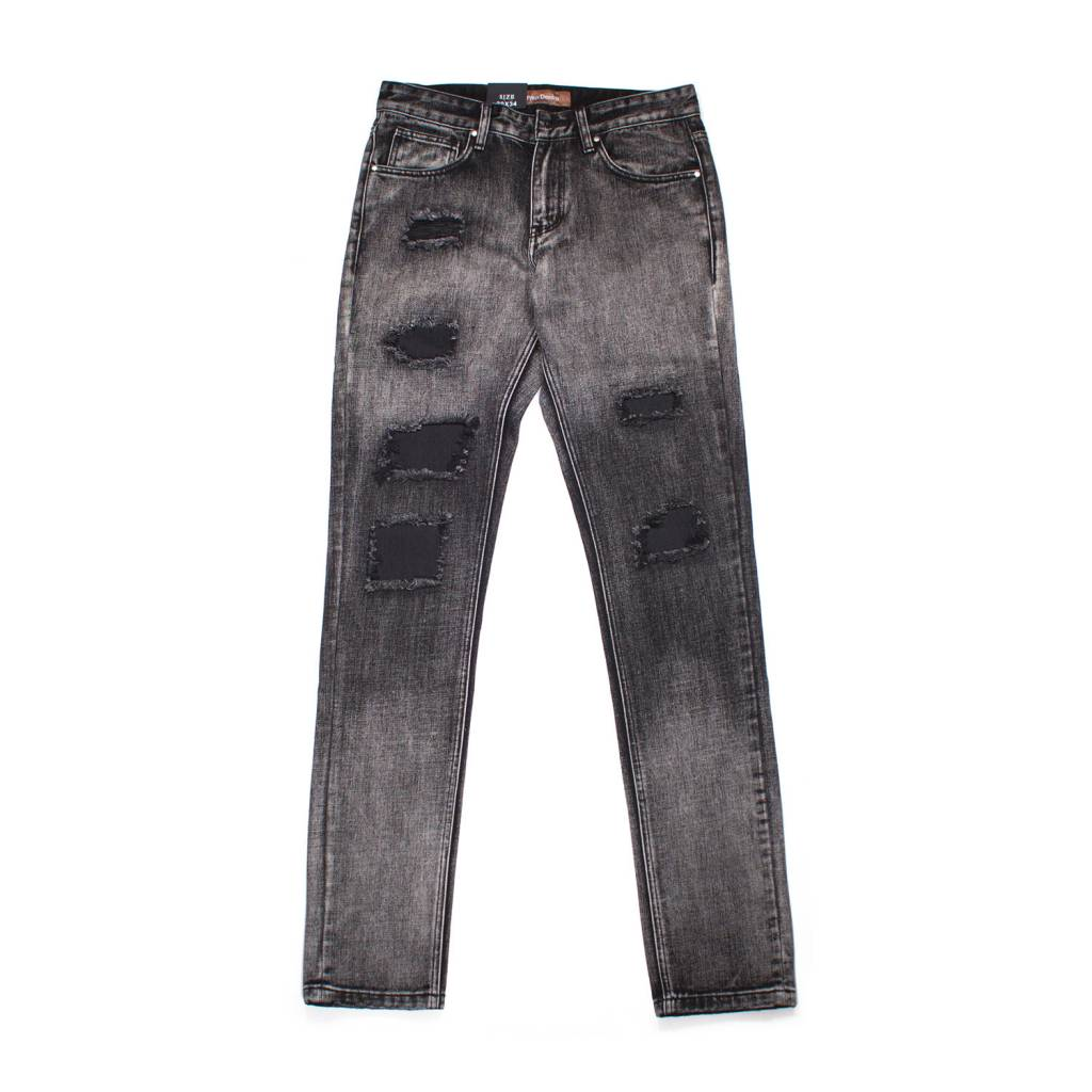 Crysp Crysp- Young Ripped Denim