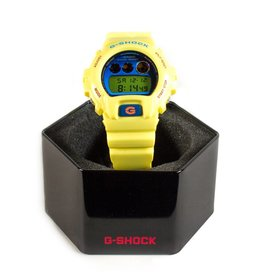 Casio Casio G-Shock DW 6900 Watches Neon Yellow