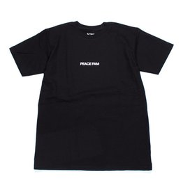 Homecoming USA Peace Fam Tee Black Homecoming USA