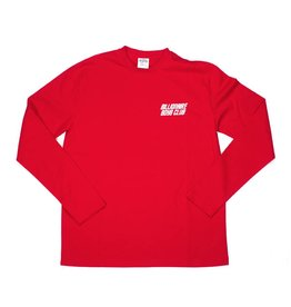 BBC BBC Cosmic Wealth Ls Knit Red