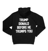 Jugrnaut Trump Trump Hoodie Black Jugrnaut