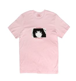 Psychic Hearts Psychic Hearts 100% Fun Tee Pink