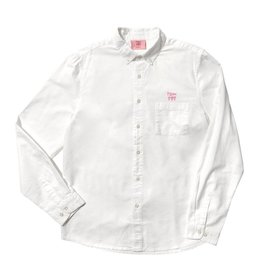 Psychic Hearts Psychic Hearts Painful Oxford Button Down White