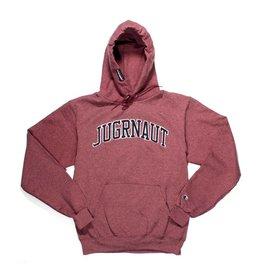 Jugrnaut Jugrnaut Champion Hoody Maroon