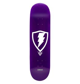 Jugrnaut Jugrnaut OG Shield Skate Deck Purple