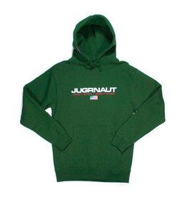 Jugrnaut Jug Sport Hoodie Green
