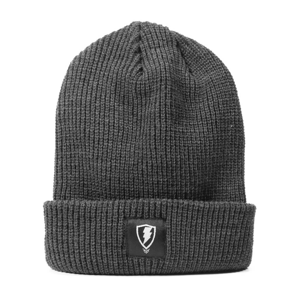 Jugrnaut Jugrnaut OG Shield Beanie Dark Grey