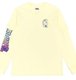 BBC BBC End of Days Long Sleeve Pastel Yellow