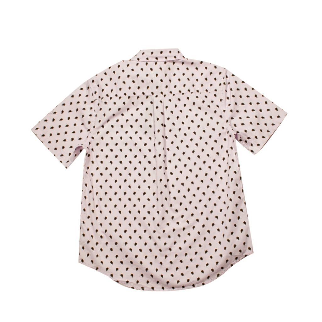 Stussy Mini Paisley S/S Shirt Lavender
