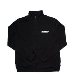 Stussy Stussy Nylon Panel Mock Black
