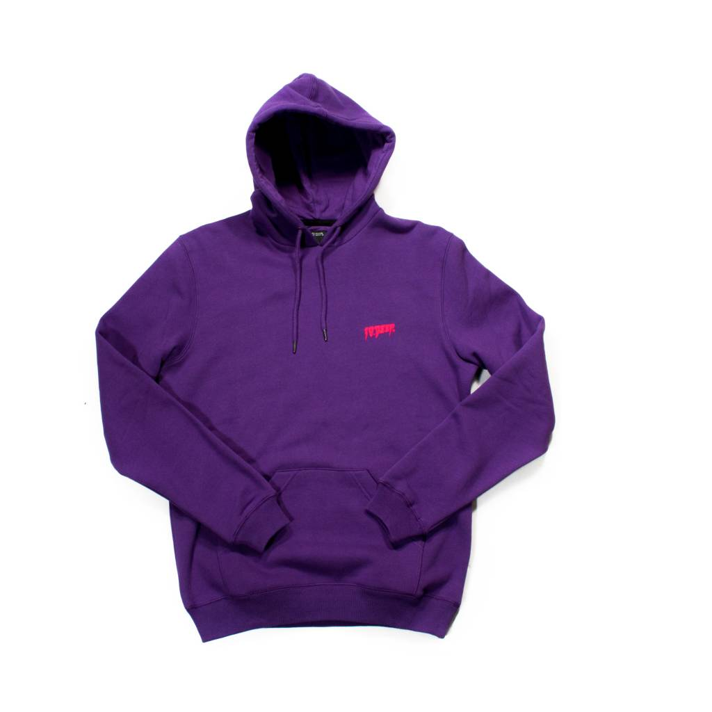 10 Deep 10 Deep Sound of Fury Hoodie Purple