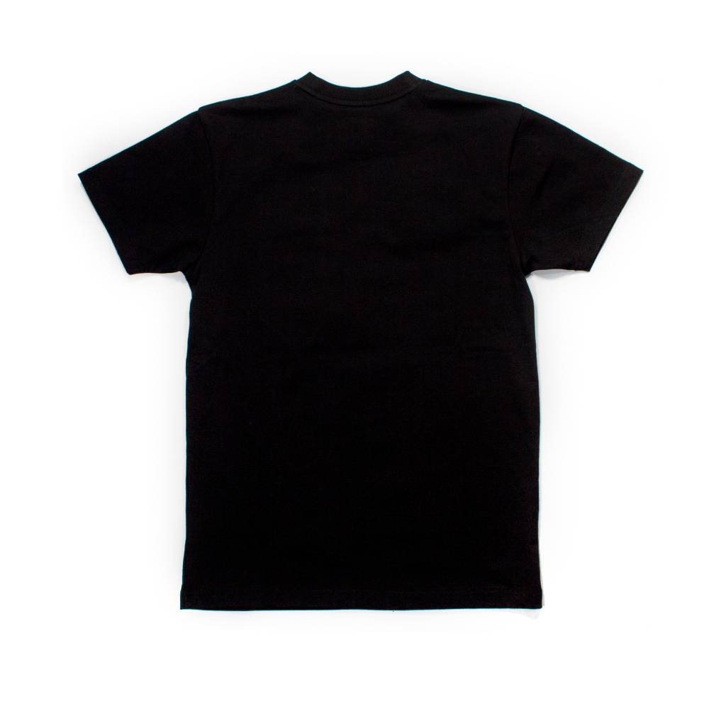 Raised By Wolves RBW Clip T-Shirt Black
