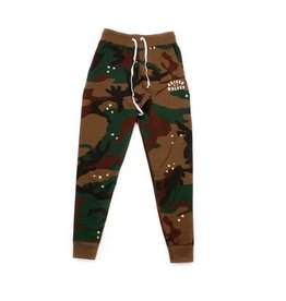 Raised By Wolves Raised by Wolves College French Terry SweatPants Camo