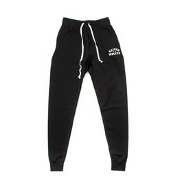 Raised By Wolves Raised by Wolves College French Terry Sweatpants Black