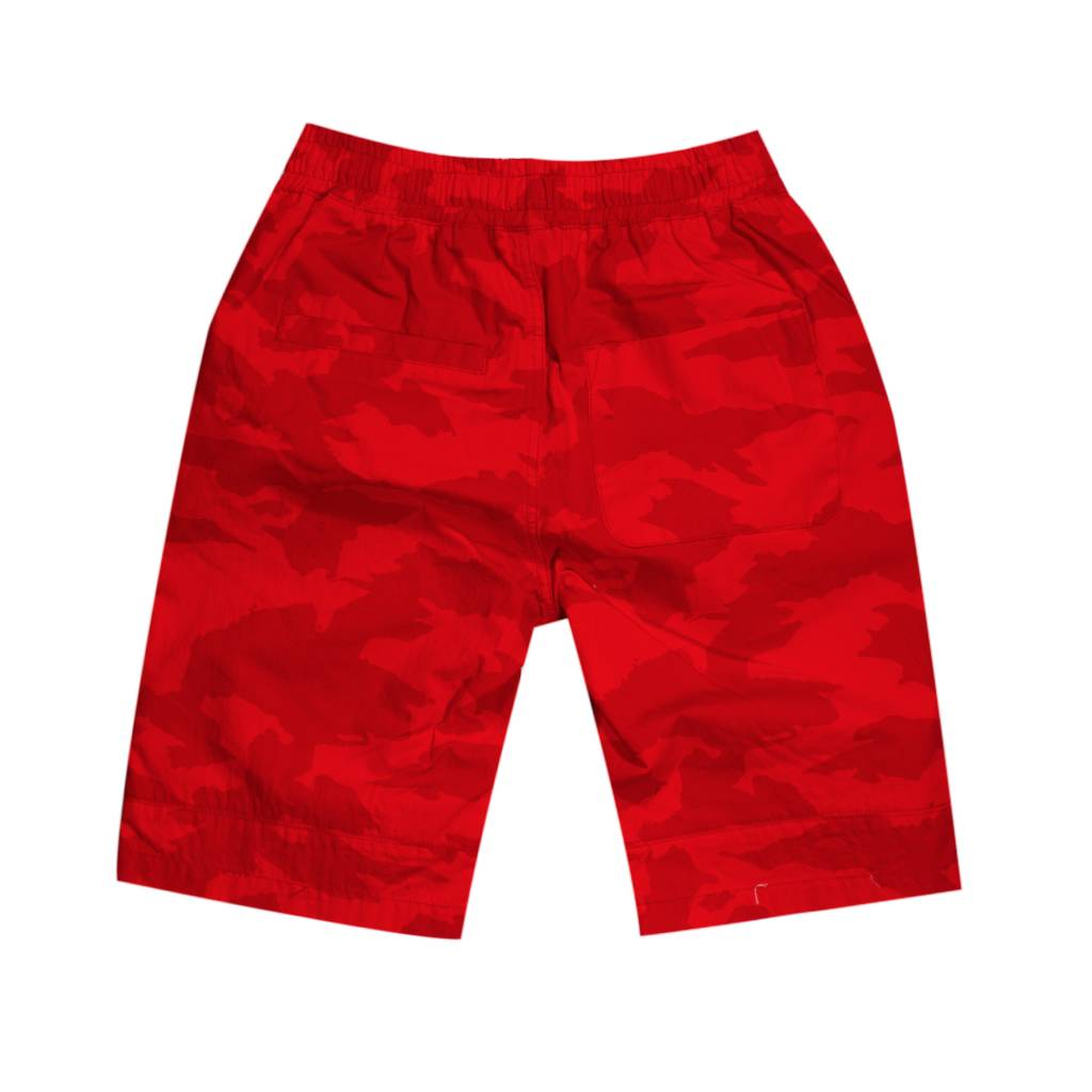 BBC BBC Hide and Seek Shorts Fiery Red