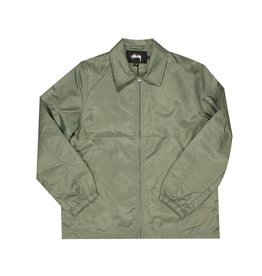 Stussy Stussy Flight Satin Coaches Jacket Olive