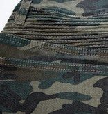 Embellish Denim Embellish Hendrix Biker Shorts Camo