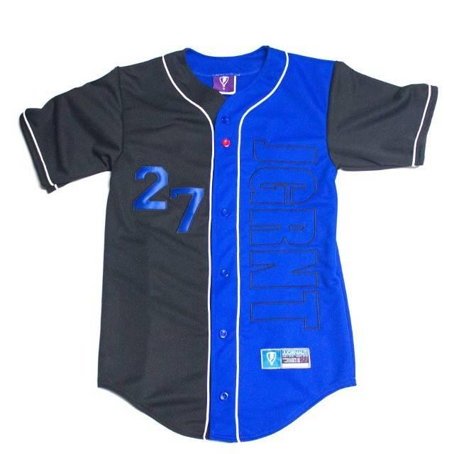 Jugrnaut Jugrnaut All-Star Baseball Jersey