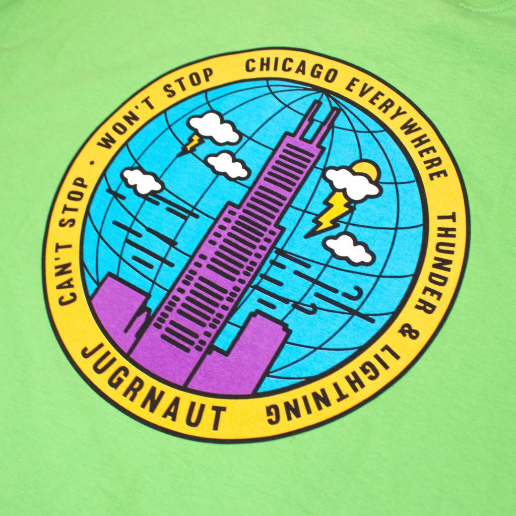 Jugrnaut Jugrnaut Windy City C.E. Green