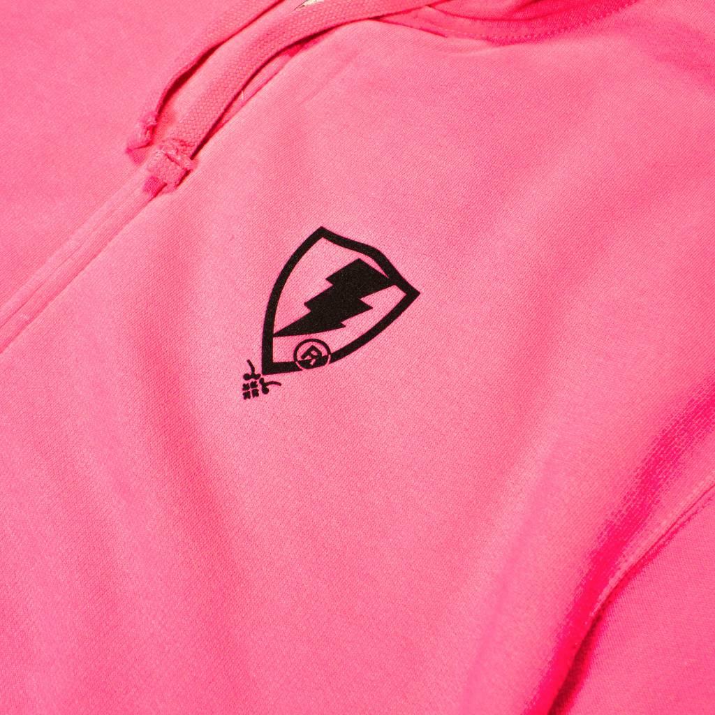 Jugrnaut Jugrnaut Patrol Hoodie Pink