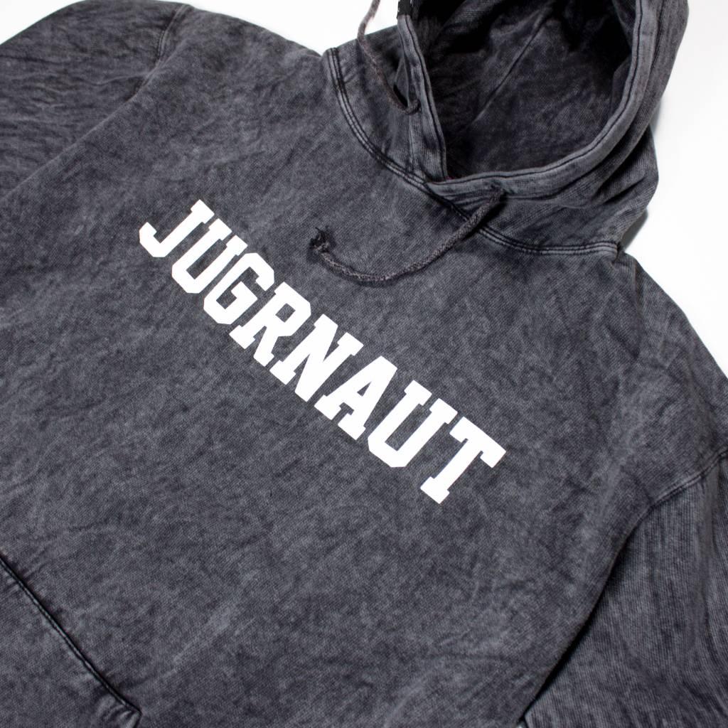 Jugrnaut Jugrnaut Spellout Hoodie Mineral Black