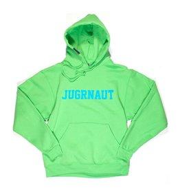 Jugrnaut Jugrnaut Spellout Hoodie Kiwi
