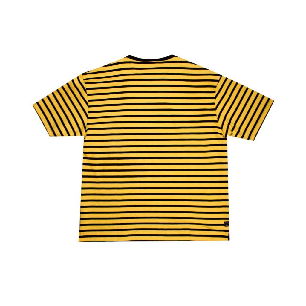 10 Deep 10 Deep Foreigner S/S Knit Yellow
