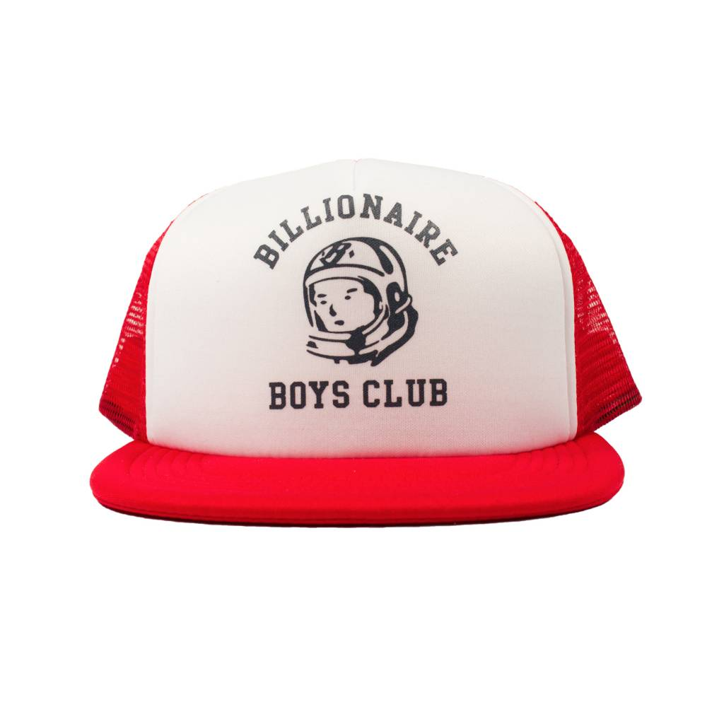 BBC BBC Bill Club Trucker Red