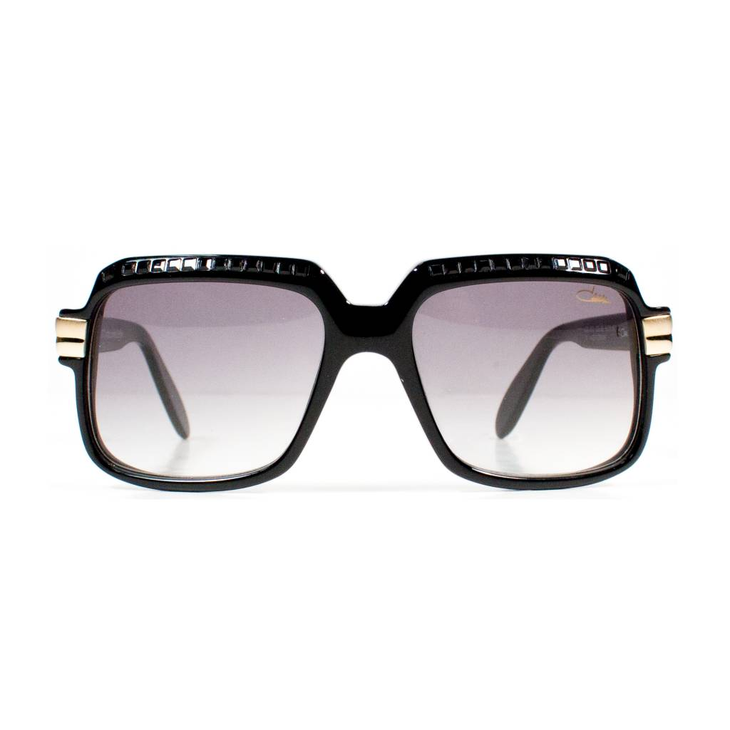 Cazal Cazal 607 Crystals Limited Edition Sunglasses Black/Black