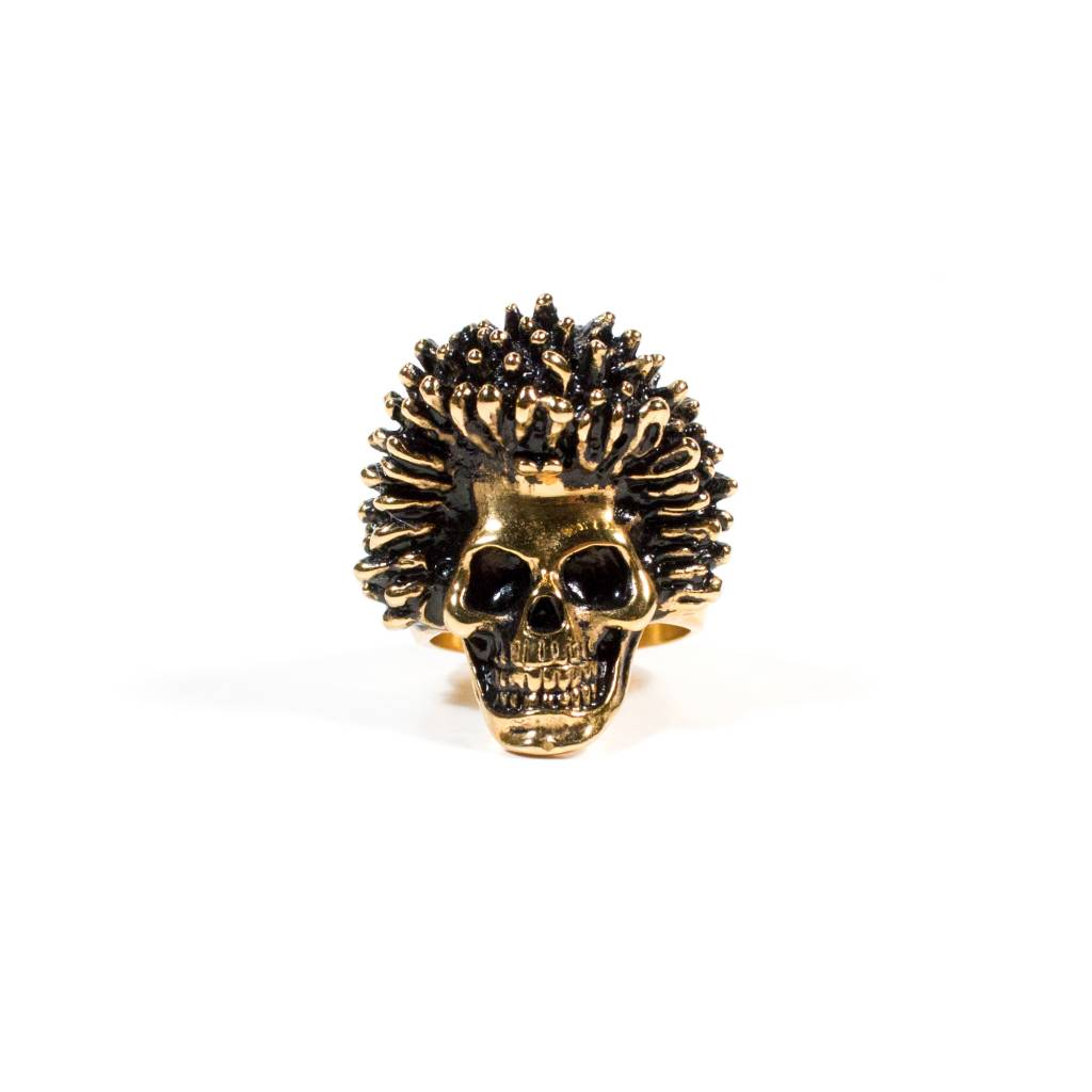 Han Cholo Sid Skull Ring