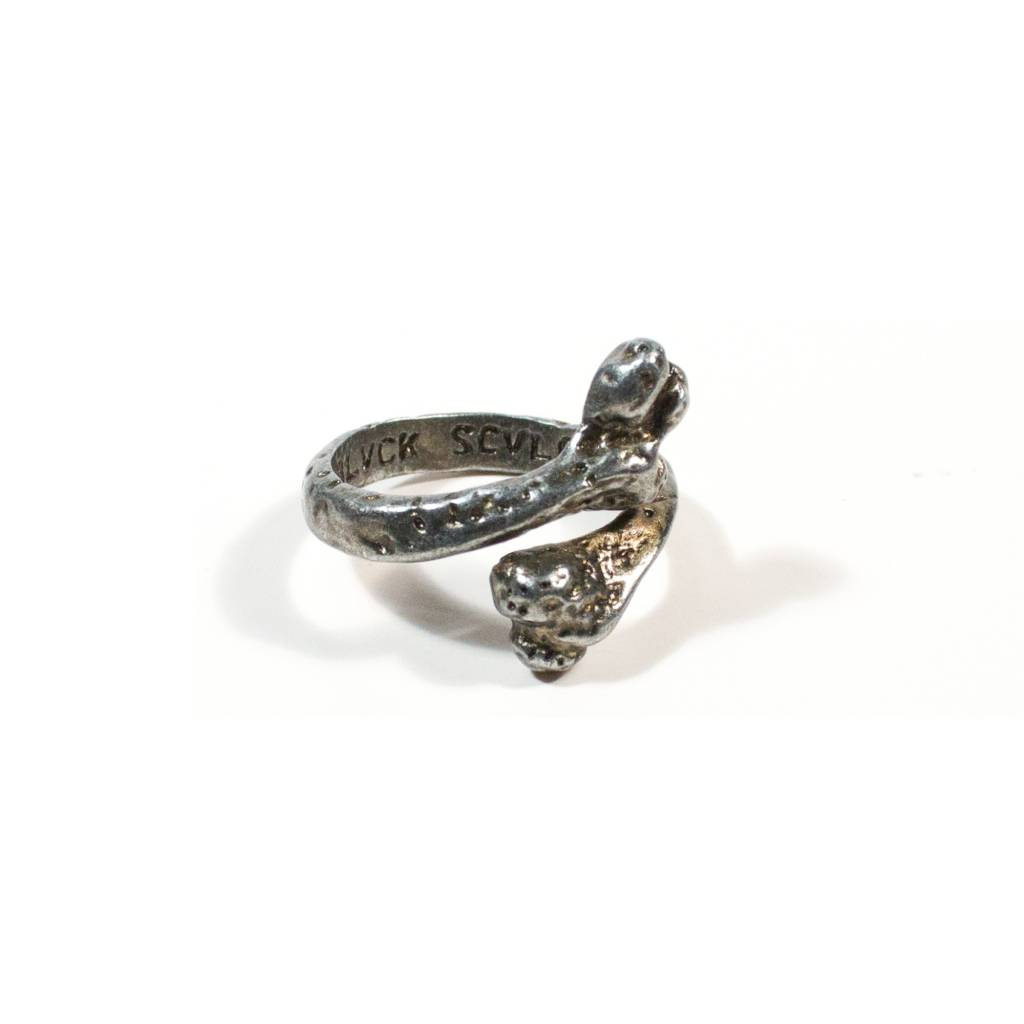 Black Scale Black Scale Tropian Ring