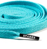 Starks Laces - Tiffany Black Tip