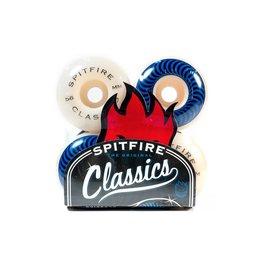 Spitfire Skate Wheels Spitfire Classics White/Blue