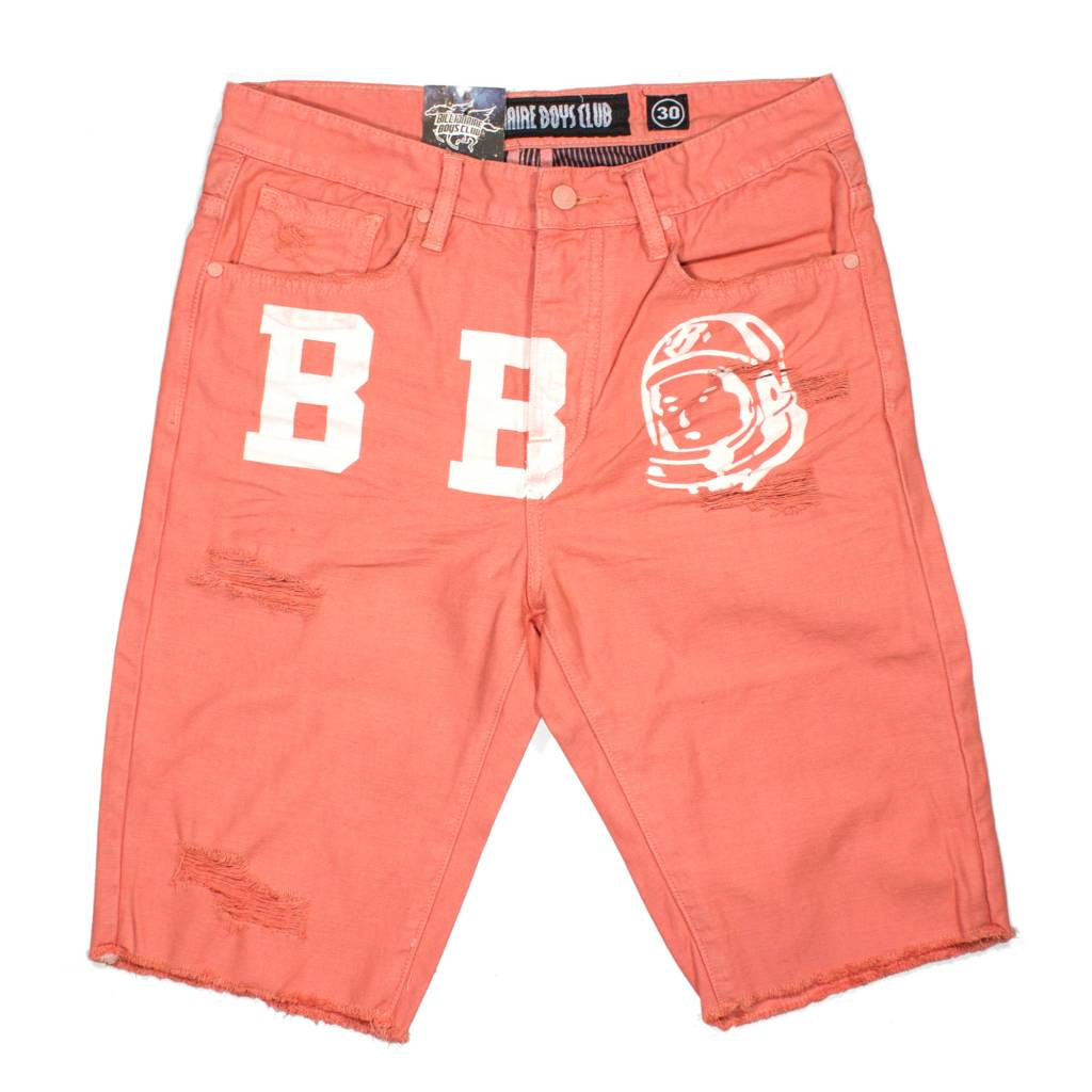 BBC BBC Club Short Coral