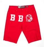 BBC BBC Club Short Red