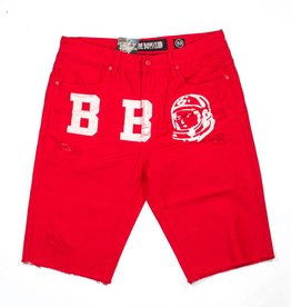 BBC BBC Club Short Red