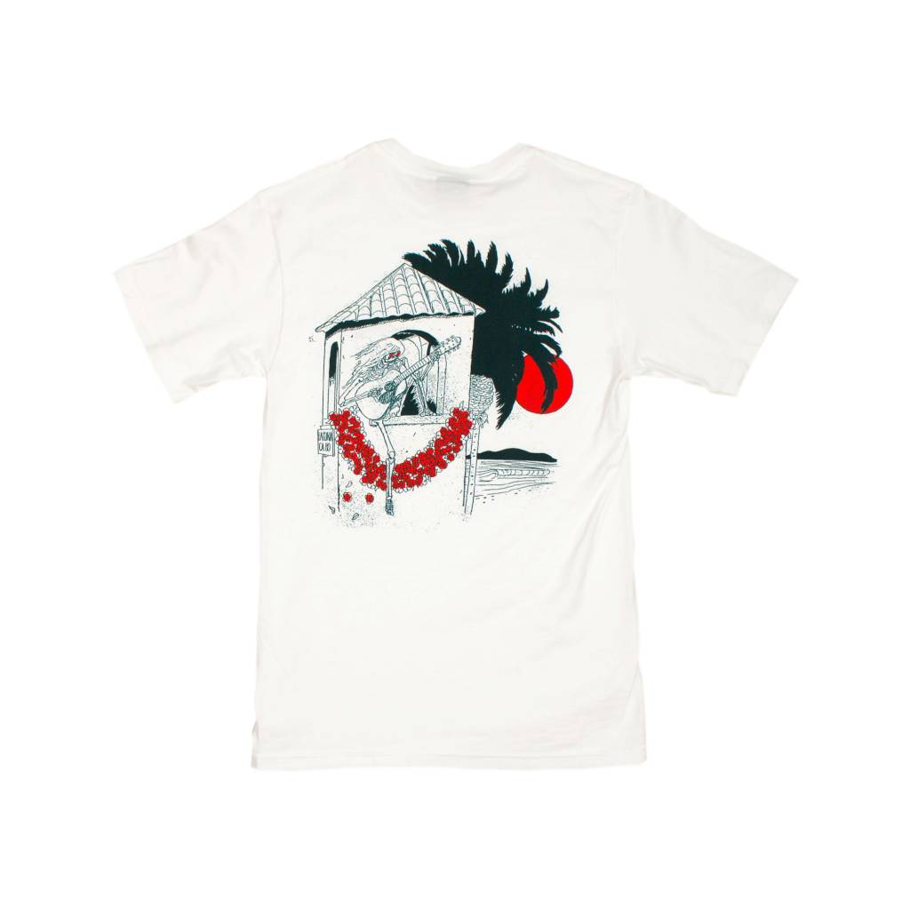 Stussy Stussy Downtown Tee White