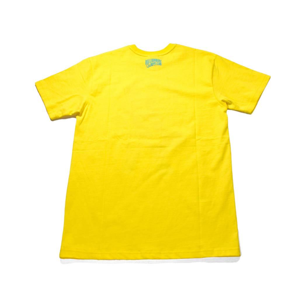 BBC BB Mixed SS Tee Yellow