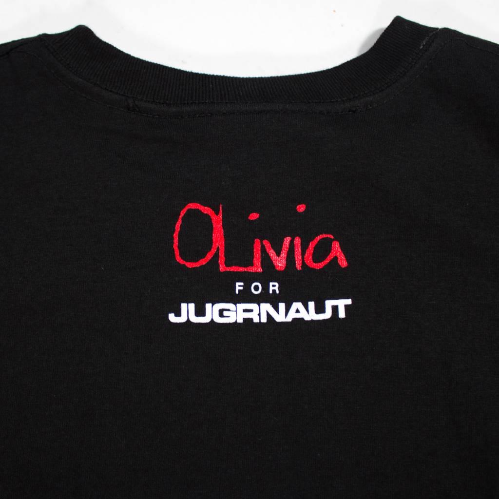 Jugrnaut Jugrnaut x Tutoring Chicago Olivia Tee